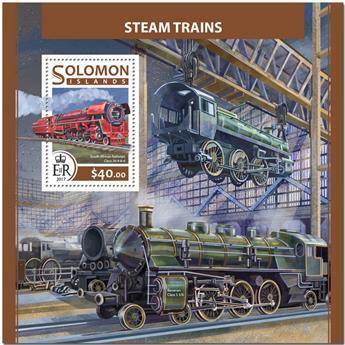 n° 645 - Timbre SALOMON Blocs et feuillets