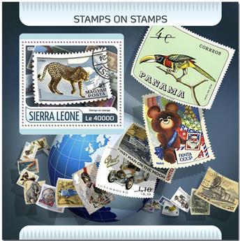 n° 1213 - Timbre SIERRA LEONE Blocs et feuillets