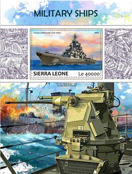 n° 1233 - Timbre SIERRA LEONE Blocs et feuillets