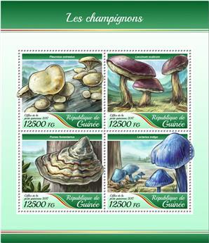 n° 8976/8979 - Timbre GUINÉE Poste