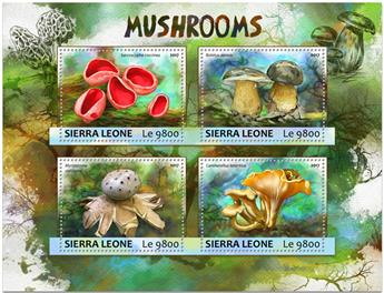 n° 6769/3772 - Timbre SIERRA LEONE Poste