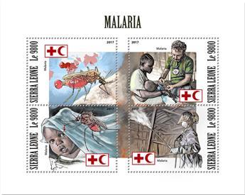 n° 7413/7416 - Timbre SIERRA LEONE Poste