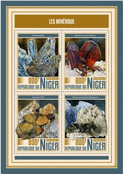 n° 4279/4282 - Timbre NIGER Poste