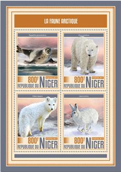 n° 4299/4302 - Timbre NIGER Poste