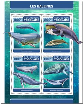 n° 5658/5661 - Timbre TOGO  Poste