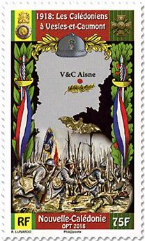 n° 1327 - Timbre Nlle-Calédonie Poste