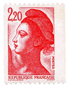 n°2379** - Timbre FRANCE Poste
