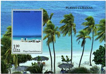 n° 340 - Timbre CUBA Blocs et feuillets