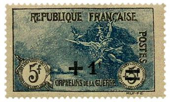 n°169** - Timbre FRANCE Poste