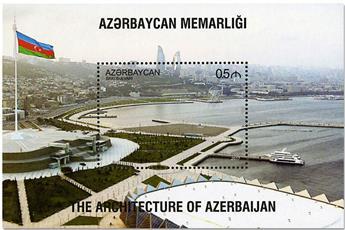 n° 162/168 - Timbre AZERBAIDJAN Blocs et feuillets