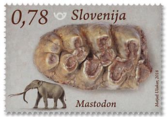 n° 1091 - Timbre SLOVÉNIE Poste