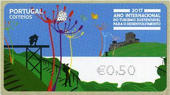 n° 218 - Timbre PORTUGAL Timbres de distributeurs