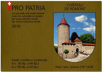 n° C2467 - Timbre SUISSE Carnets