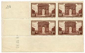 n°258** - Timbre FRANCE Poste