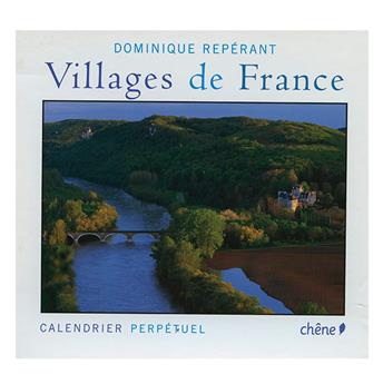 VILLAGES DE FRANCE (CALENDRIER PERPETUEL)