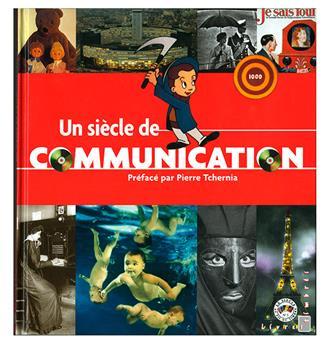 SIÈCLE AU FIL DU TIMBRE-COMMUNICATION (Livre Thématique)