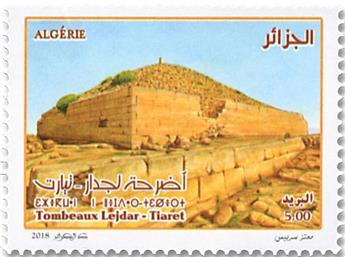 n° 1804/1807 - Timbre ALGERIE Poste
