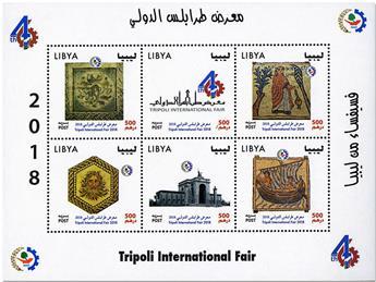 n° 2684/2689 - Timbre LIBYE Poste