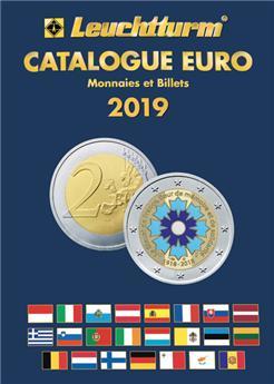 CATALOGUE EURO DE LEUCHTTURM (2019)