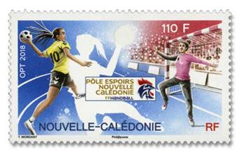n° 1349 - Timbre Nelle-Caledonie Poste
