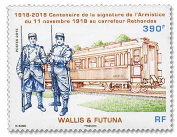 n° 901 - Timbre Wallis et Futuna Poste