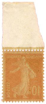 n°138m** - Timbre FRANCE Poste