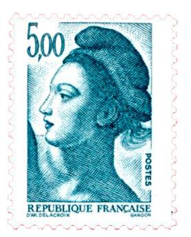 n°2190a** - Timbre FRANCE Poste