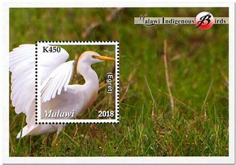 n° 127/132 - Timbre MALAWI Blocs et feuillets