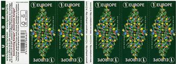 n° C4811 - Timbre BELGIQUE Carnets