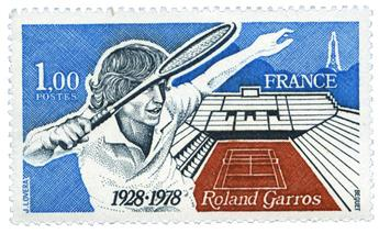 n.o 2012a -  Sello Francia Correos