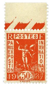 n.o 325 -  Sello Francia Correos