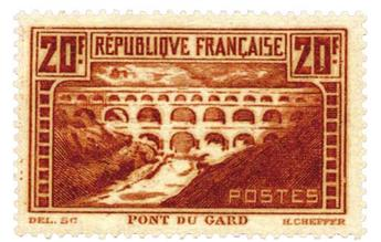 n°262e** - Timbre France Poste
