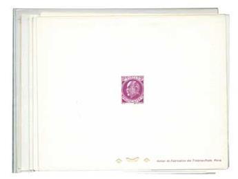 n°505/525 - Timbre France Epreuve de luxe