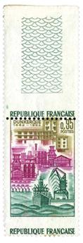 n°1317** - Timbre France Poste