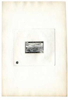 n°5 - Timbre Algérie Poste aérienne