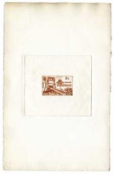 n°47 - Timbre Fezzan Poste