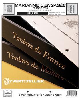 FRANCIA FS: 2012 (Marianne - Etoile d´Or)