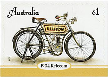 n° 4655/4658 - Timbre AUSTRALIE Poste