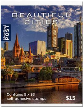 n° C4673 - Timbre AUSTRALIE Carnets