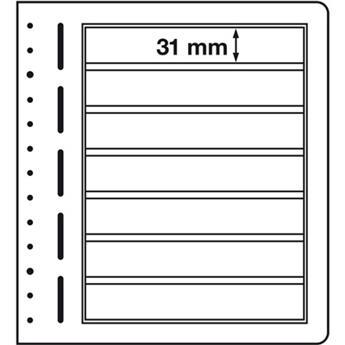 Feuilles LB 7 (x10) LEUCHTTURM