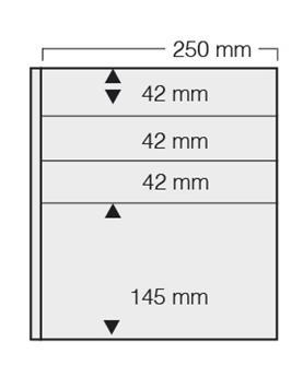FEUILLE GARANT NOIR (x5) SAFE® (Ref 7241)