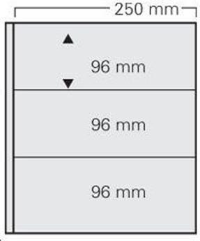 FEUILLE GARANT NOIR (x5) SAFE® (Ref 733)