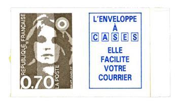 n.o 5a -  Sello Francia Autoadhesivos