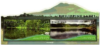n° 389 - Timbre PHILIPPINES Blocs et feuillets