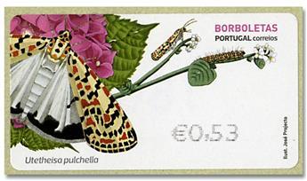 n° 226 - Timbre PORTUGAL Timbres de distributeurs