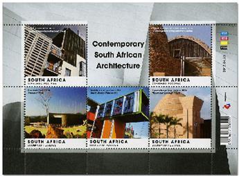 n° 154A - Timbre AFRIQUE DU SUD Blocs et feuillets
