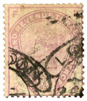 n°77 obl. B - Timbre GRANDE-BRETAGNE  Poste