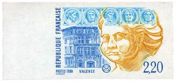 n°2534a** ND - Timbre FRANCE Poste