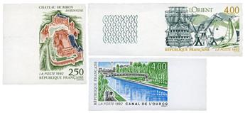 n°2763/2765** - Timbre FRANCE Poste