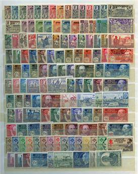 AEF : Collection 1936/1956 **/*/obl.